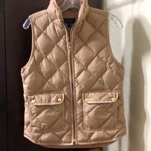 J.Crew excursion vest.